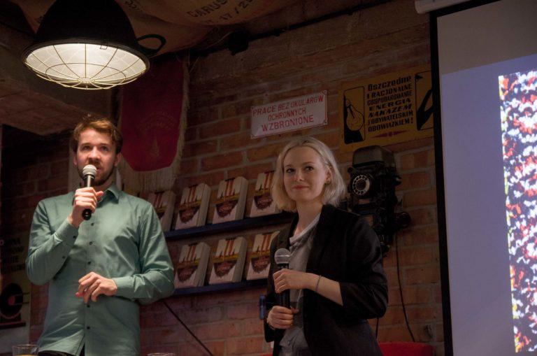 Spotkanie autorskie Adrianny Szymańskiej w Psyche na SWPS