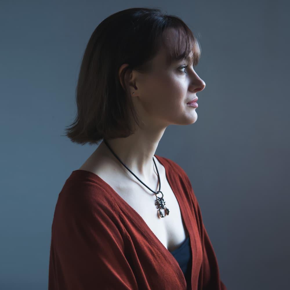 Adrianna Szymańska zdjęcie autorskie